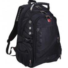 Городской рюкзак SWISS Gear Bag 8810 Black Износостойкий