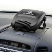 Автомобильный керамический обогреватель салона CAR HEATER 12V, автодуйка. 3 режима. Черный