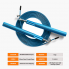 Cкоростная кроссфит скакалка VelaSport Тренажер c регулировкой Алюминий 3м. Диаметр 3мм. с подшипниками и стальным тросом Сверхпрочная Синяя